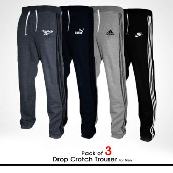 Pack Of 3 Trousers