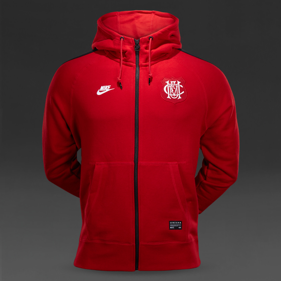 Manchester United Zipper Hoodie in Pakistan