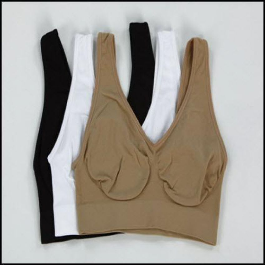 Pack of 3 Comfort Bras