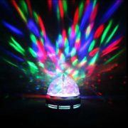 3 Colors LED Full Color Rotating Lamp-2
