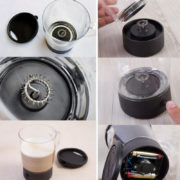 Coffee Magic Frothing Cup-5