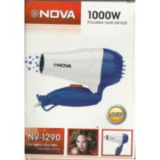 Combo of Nova Hair Dryer 2 in 1 Hair Styler-1