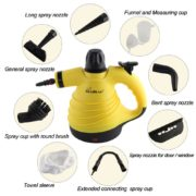 Handle Steam Cleaner-2
