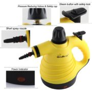 Handle Steam Cleaner-3