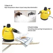 Handle Steam Cleaner-5