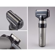 Kemei 3 in 1 waterproof rechargeable electric shaver shaving razor KM-1210-2
