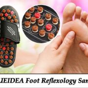 Massager Reflex Reflexology Slippers-4