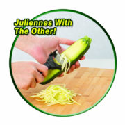 Miracle Peeler Dual Blades 2 in 1-1