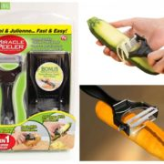 Miracle Peeler Dual Blades 2 in 1-4