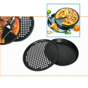 Non-Stick Pizza Pan Set-2