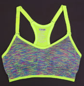 Pack Of 6 Multi Straps Sports Bras