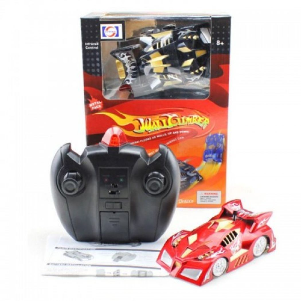 Buy Remote Control Wall Climbing Car In Pakistan Buyoye Pk
