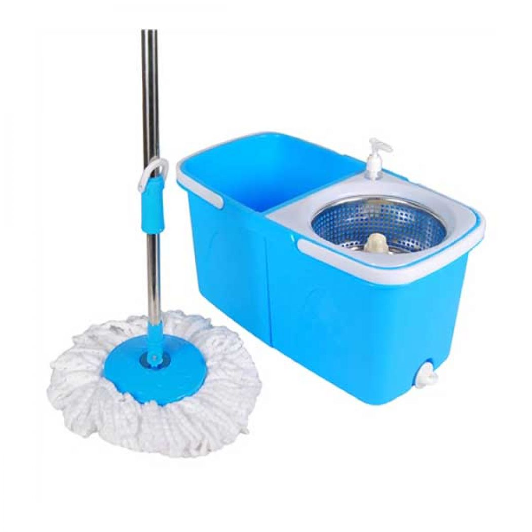 Split Spray Floor Mop: Buy Rotating Magic Spin Mop In Pakistan At Low Price