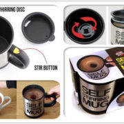 Tea – Coffee Self Stirring Mug