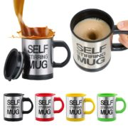 Tea – Coffee Self Stirring Mug-6
