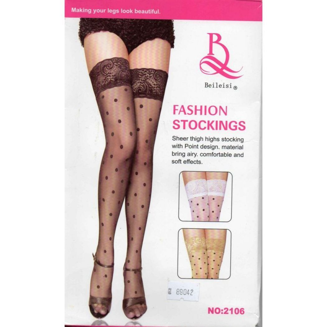 Women Ladies Fancy Leg Stocking in Pakistan