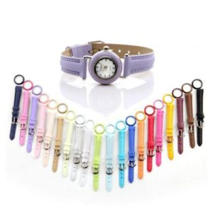 21 In 1 Colors Interchangeable Ladies Watch Set
