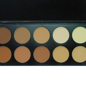 Ads 10 Colors Highlighter Contour Kit