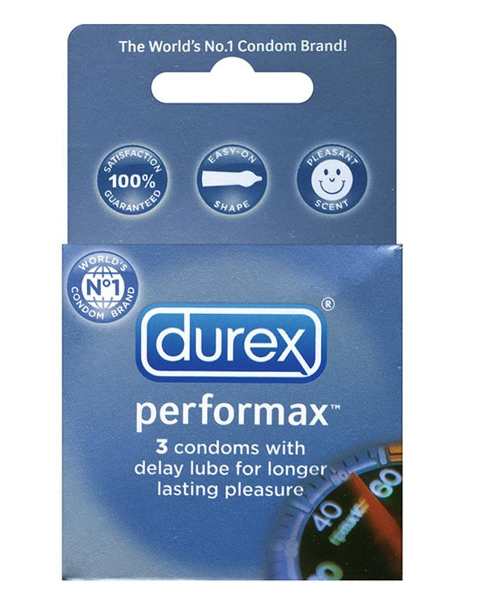 Durex Performax Condom 3 Pcs in Pakistan
