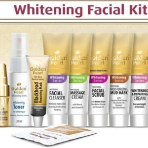 Golden Pearl Whitening Facial Kit in Pakistan