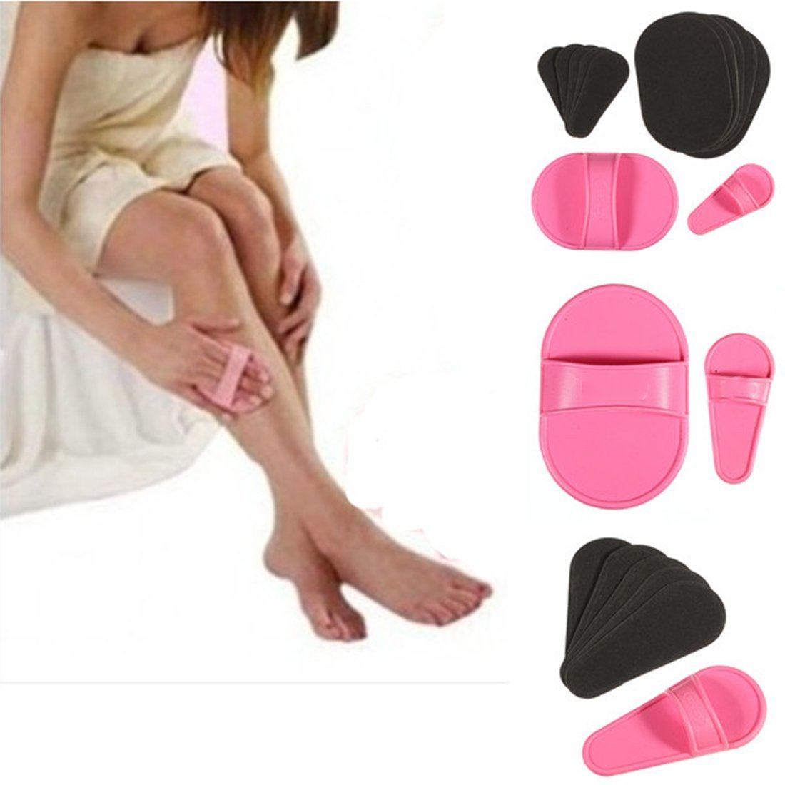 Hair Removal Pad