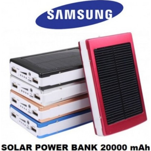 Samsung Solar Power Bank 20000Mah in Pakistan