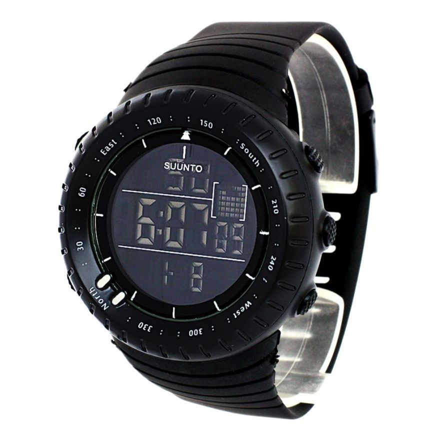 Suunto Core Black Military Watch