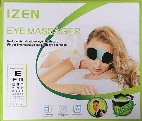 Izen Eye Massager in Pakistan