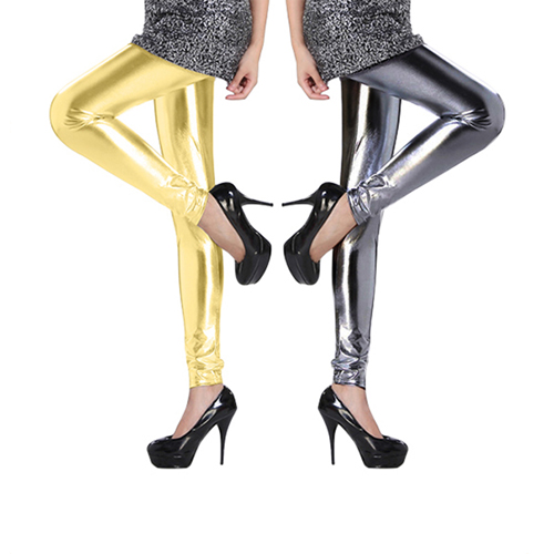 Metallic Tights For Her Pack Of 2 in Pakistan