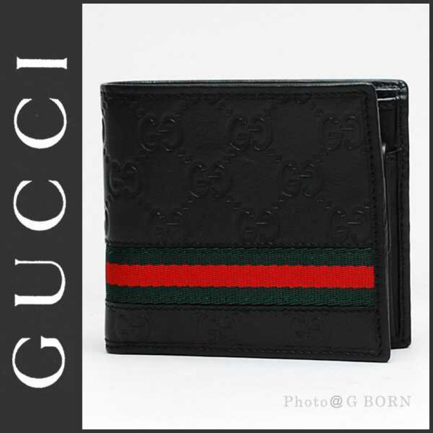 203b9701b08fac Buy Gucci Brand Leather Wallet For Mens in Pakistan | BuyOye.pk