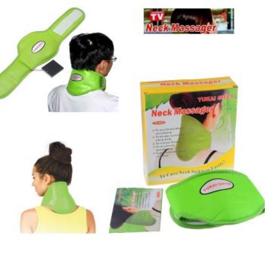 Yukai Gifts Neck Pain Killer Massager in Pakistan