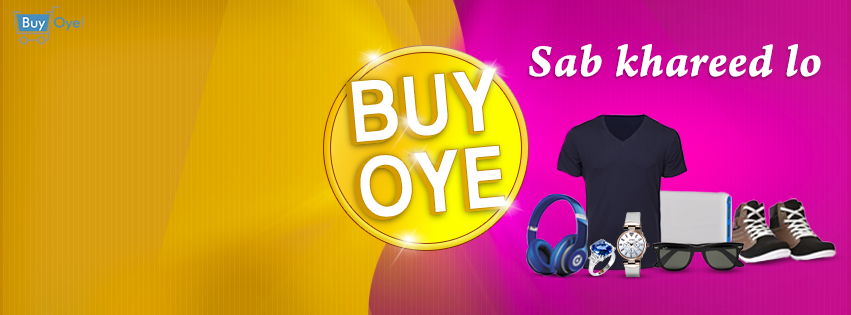 BuyOye.pk- A New Online Shopping Deals Website Launched