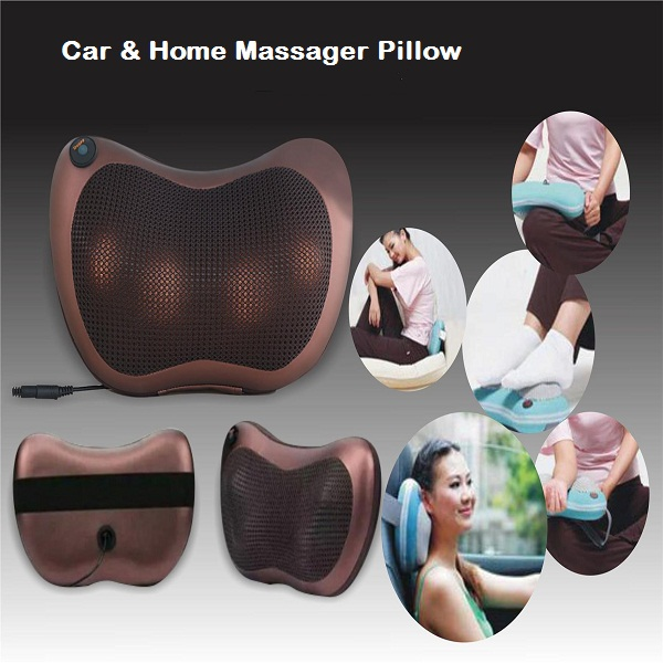 Car & Home Massage Pillow in Pakistan