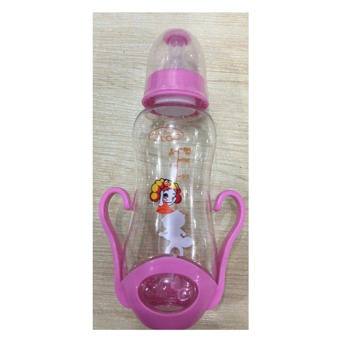 Algo Regular Neck Feeder Bottle 240ML in Pakistan