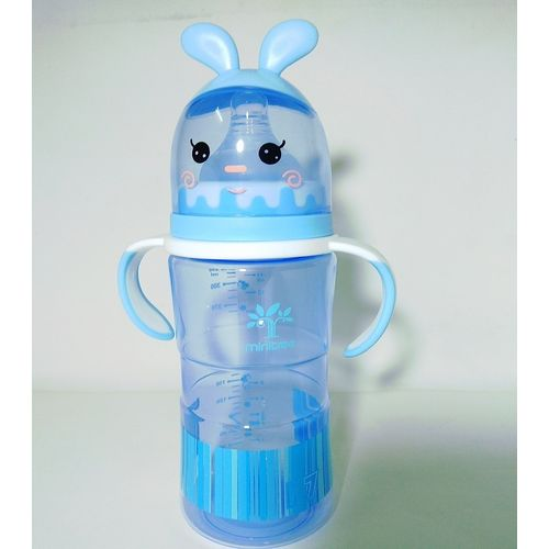 Cute Baby Feeding Bottle Feeder 330 ml in Pakistan