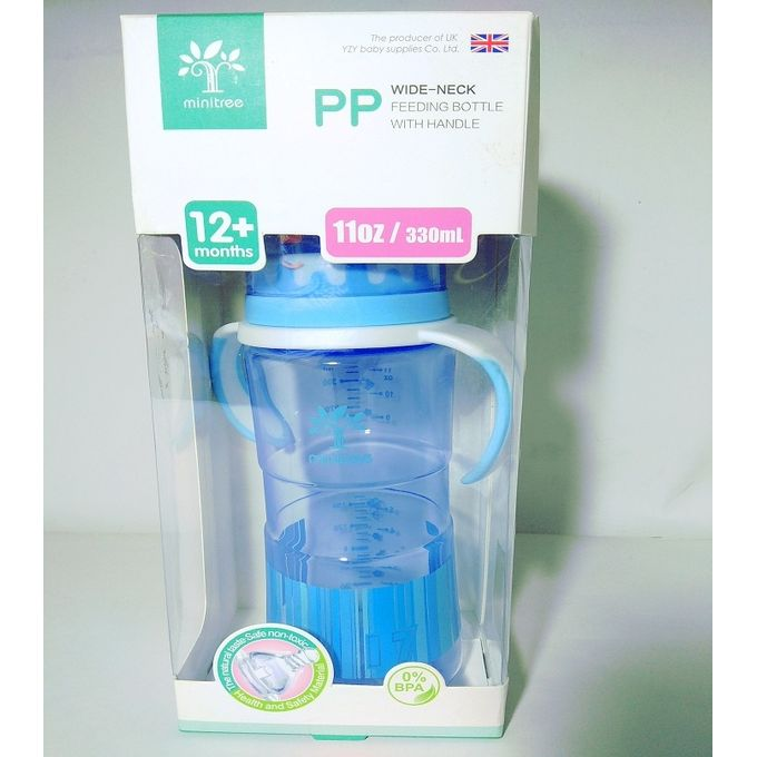 Cute Baby Feeding Bottle Feeder 330 ml