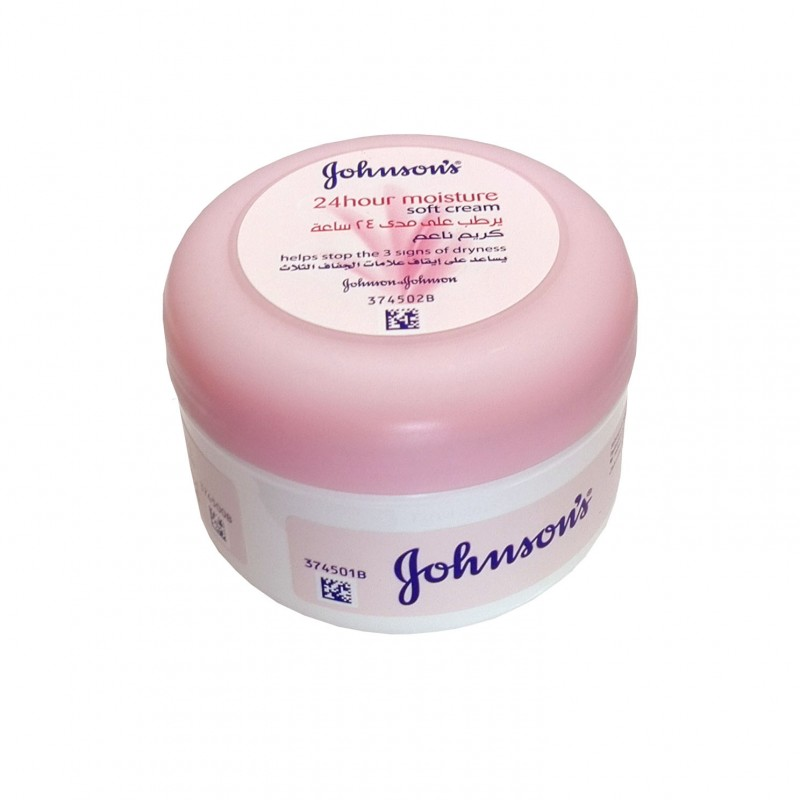 Johsons Moisturizer Soft Cream in Pakistan