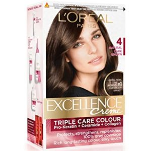 L'Oreal Paris Nail Color with Excellence Creme 4