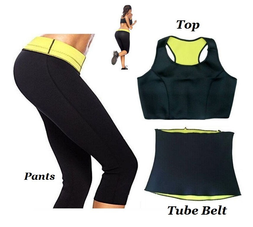 67821ceb76 Buy Pack Of 3 Hot Shaper (1 Belt +1 Trouser + 1 Bra) in Pakistan ...