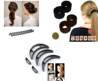 Pack of 3 Hair Accessories Best Price in Pakistan