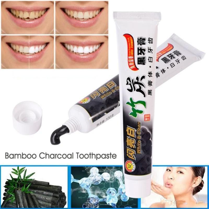 Bamboo Charcoal Teeth Whitener Toothpaste Price in Pakistan