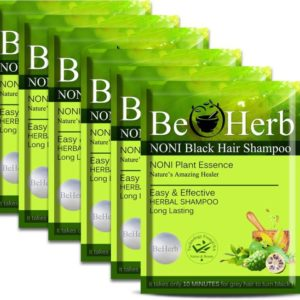 Be Herb Noni Black Hair Magic Shampoo