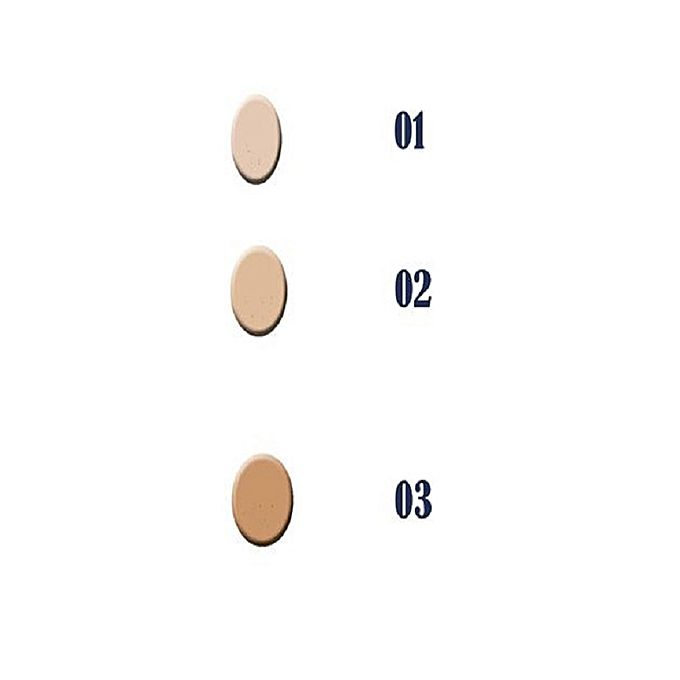 CVB Invisible Fluid Makeup Foundation