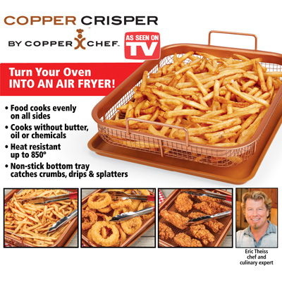 Copper Chef Copper Crisper in Pakistan