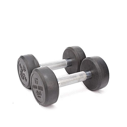 Gold Star Dumbbells 4kg Pair in Pakistan