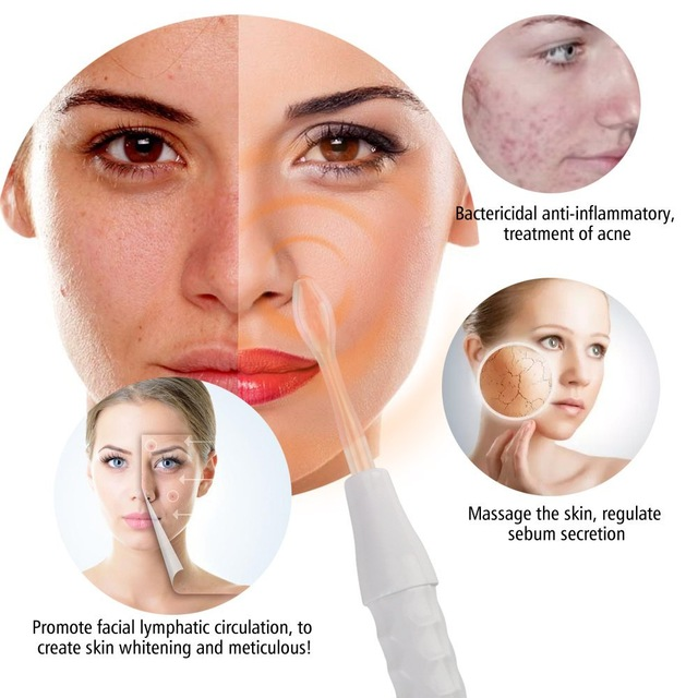 High Frequency Facial Machine Skin Care Beauty Therapy