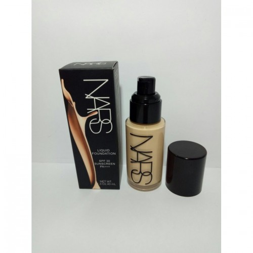 Nars Liquid Foundation Black 40ML