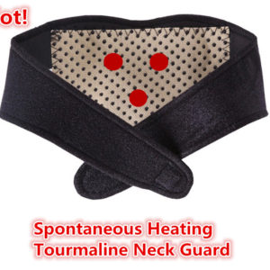 Self Heating Magnetic Therapy Tourmaline Neck Guard