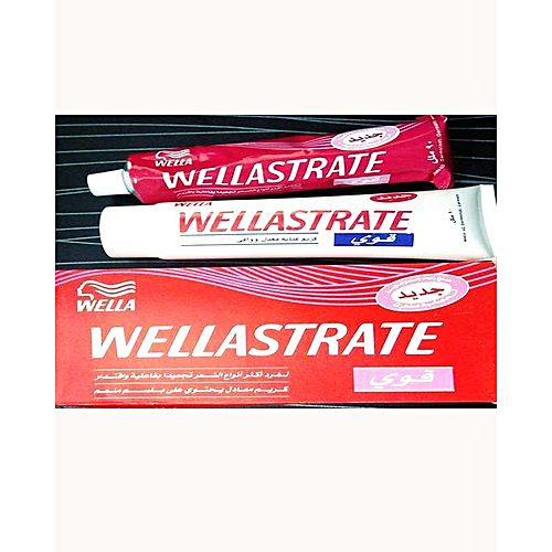 Wellastrate Hair Straightening Cream