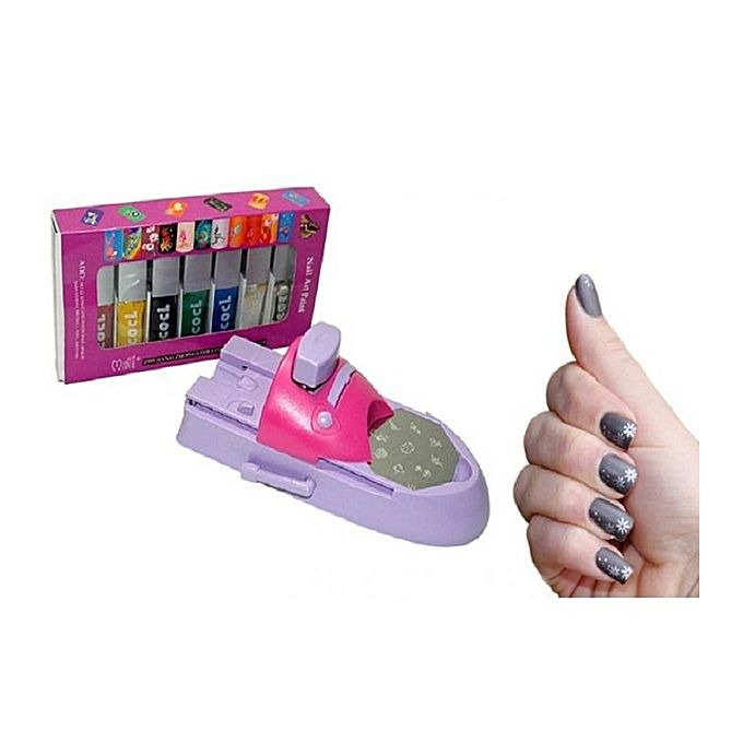 Buy Nail Art Stamping Machine In Pakistan At Lowest Price Buyoye
